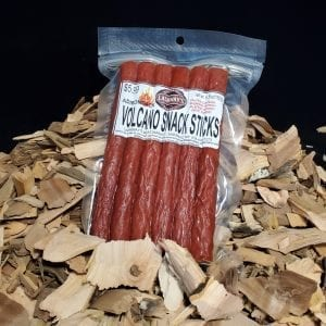 volcano snack sticks